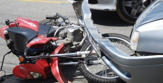 Internações por acidentes de motos mais que dobram em cinco anos