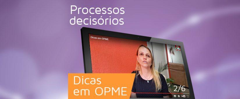 Série Dicas em OPME 2/6 – Ferramentas de Apoio na Gestão de OPME