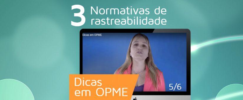 Série Dicas em OPME 5/6 – Rastreabilidade em OPME