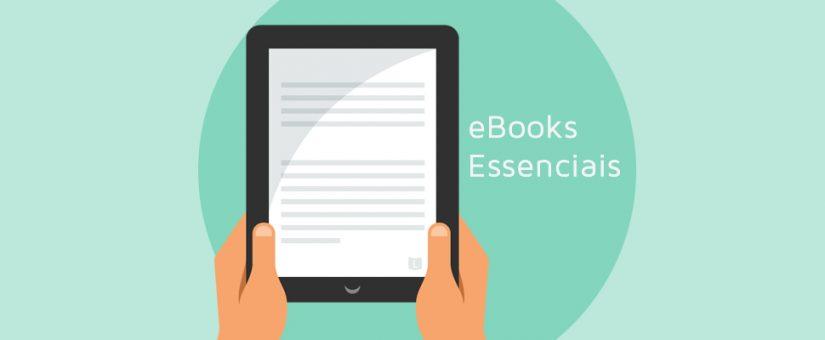Para ler nas férias: eBooks essenciais