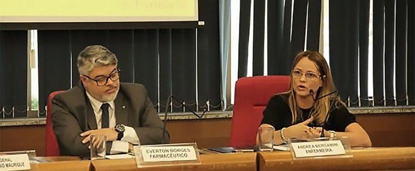 Diretora técnica da Gestão OPME aborda judicialização em curso destinado a magistrados