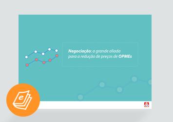 [E-book]Negociação: a grande aliada para a redução de preços de OPMEs