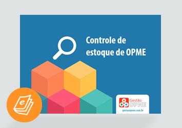 [E-book] Controle de estoque de OPME