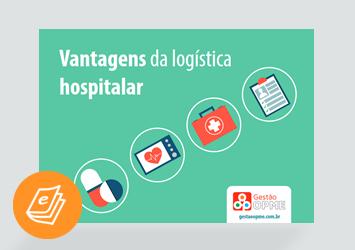[E-book] Vantagens da Logística Hospitalar
