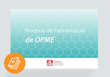 [E-book] Processo de Padronização de OPME