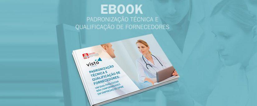 [E-book] Padronização técnica e qualificação de fornecedores: um guia completo