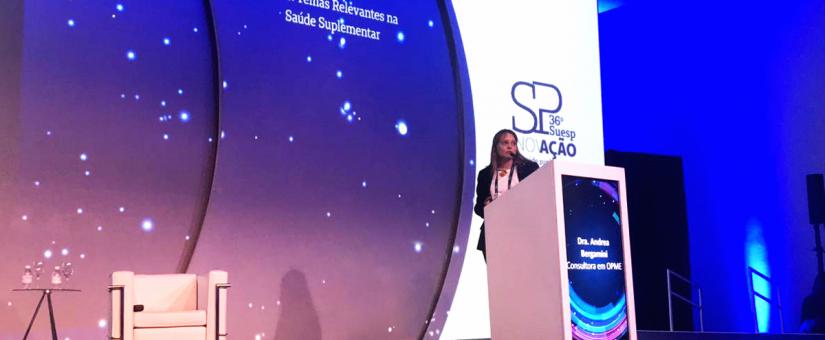 Gestão OPME marca presença no Suesp 2019