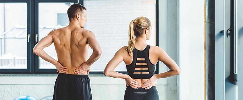 O que é bom saber sobre o CrossFit e coluna