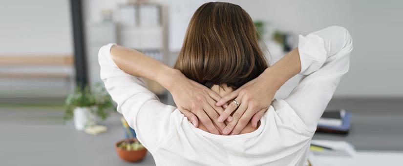 2020: ano de estresse e aumento de dor nas costas